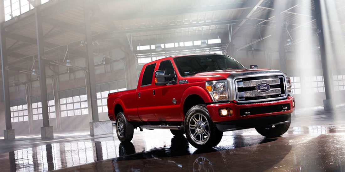 2013 Ford Super Duty