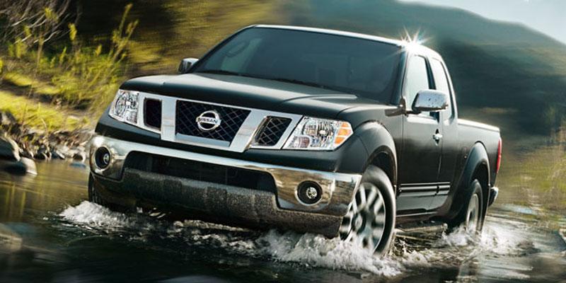 Nissan Trucks 2010. NISSAN FRONTIER